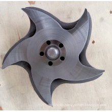 Lost Wax Casting /Precision Casting Durco Pump Impeller 3*1.5-13